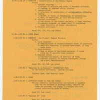 1975-11-21 La Raza National Law Students Association, Midwest Regional Conference Page 2