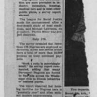 "1951-11-02 Des Moines Register Article: ""Negro Report On Davenport"""