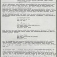 1970-03-12 Newsletter, Fort Madison Branch of the NAACP Page 2