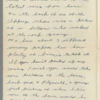 1942-08-16 Lloyd Davis to Laura Davis Page 2