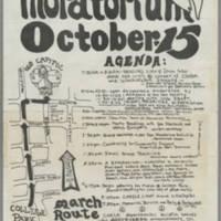 """1969-10-16 """"""""Viet-Nam Moratorium"""""""""""