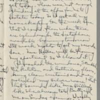 1942-02-01 Laura Davis to Lloyd Davis Page 2