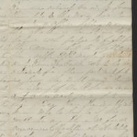 1863-02-01 Charles A. Gates to Mr. Arad Gates Page 3