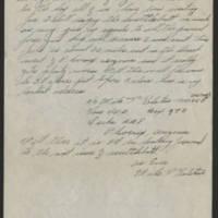 1945-06-03 Milo F. Ralston to Dave Elder Page 2