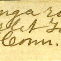 Clinton Mellen Jones, egg card # 693