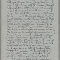1943-02-14 Laura Davis to Lloyd Davis Page 4