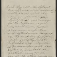 1918-03-07 Thomas Messenger to Mr. & Mrs. N.H. Messenger Page 4