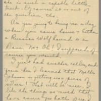 1918-02-20 Daphne Reynolds to Conger Reynolds Page 7