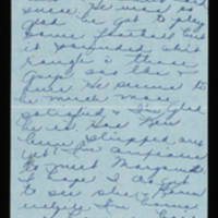 1945-11-05 Evelyn Burton to Vera Steinbeck Page 2