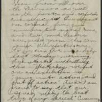 1918-06-19 Thomas Messenger to Mr. & Mrs. N.H. Messenger Page 2