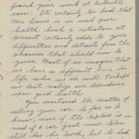 1942-01-15 Maurice Hutchison to Laura Frances Davis Page 2