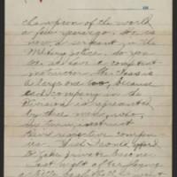 1918-03-09 Thomas Messenger to Mr. & Mrs. N.H. Messenger Page 3