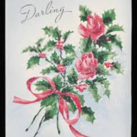 1945-12-18 Evelyn Burton to Carroll Steinbeck Christmas Card Page 1