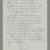1942-11-01 Laura Davis to Lloyd Davis Page 3