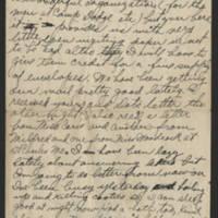 1918-04-18 Harvey Wertz to Mrs. L.A. Wertz Page 2