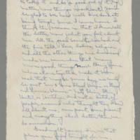 1942-10-23 Laura Davis to Lloyd Davis Page 6