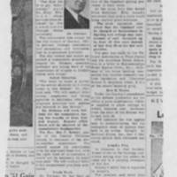 "1952-05-19 Des Moines Register Article: ""Will Survey Des Moines Job Practices"""