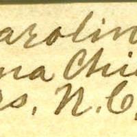 Clinton Mellen Jones, egg card # 654
