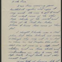 David R. Elder correspondence, June-July 1944