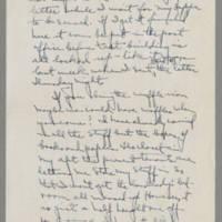 1941-10-27 Laura Davis to Lloyd Davis Page 2