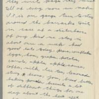 1942-08-13 Lloyd Davis to Laura Davis Page 2