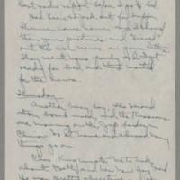 1945-08-08 Laura Davis to Lloyd Davis Page 2