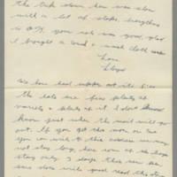 1942-07-04 Lloyd Davis to Laura Davis Page 2