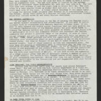 "1970-05-26 Newsletter: """"LULAC Glances"""" Page 2"