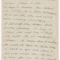 1943-12-19 Lloyd Davis to Laura Davis Page 2