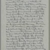 1943-02-21 Laura Davis to Lloyd Davis Page 3