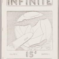 Infinite, v. 1, issue 1, [1941?]