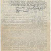 Letter #15 - Back