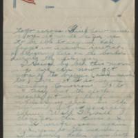 1918-05-25 Thomas Messenger to Mr. & Mrs. N.H. Messenger Page 3