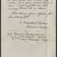 1945-02-25 Cpl. Darwin Vacha to Dave Elder Page 3