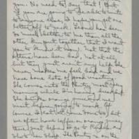 1943-07-06 Laura Davis to Lloyd Davis Page 2