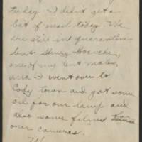 1918-02-17 Thomas Messenger to Mr. & Mrs. N.H. Messenger Page 2