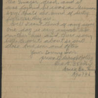 1919-02-13 Wright Jolley to Mrs. S.R. Jolley Page 5
