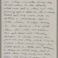 1942-12-29 Lloyd Davis to Laura Davis Page 1