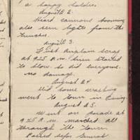 1917-08-22 -- 1917-08-25