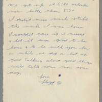 1942-09-07 Lloyd Davis to Laura Davis Page 2