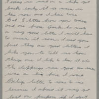1943-01-07 Lloyd Davis to Laura Davis Page 1