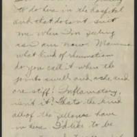 1918-01-15 Thomas Messenger to Mr. & Mrs. N.H. Messenger Page 5