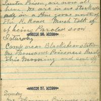 1864-11-25 -- 1864-11-27
