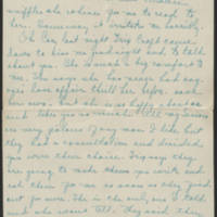 1917-12-16 Daphne Goodenough to Conger Reynolds  Page 2