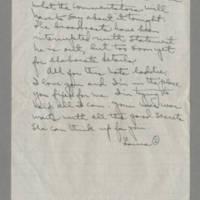 1943-07-25 Laura Davis to Lloyd Davis Page 5