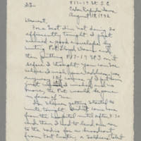 1942-08-18 Laura Davis to Lloyd Davis Page 1