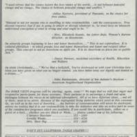 1969-11-13 Newsletter, Fort Madison Branch of the NAACP Page 3