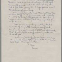 1942-01-08 Laura Davis to Lloyd Davis Page 2