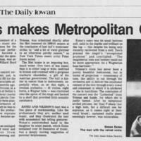 "1981-04-14 """"UI alum Estes males Metropolitan Opera debut"""""