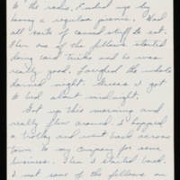 1945-11-17 Carroll Steinbeck to Evelyn Burton Page 2